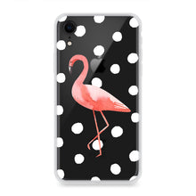 Funda Unique Cases para celular - Pink Flamingo