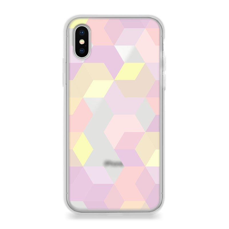 Funda Unique Cases para celular - Delicate Cubes
