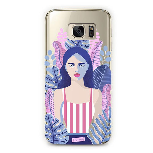 Funda para Samsung Galaxy S7 -  Be Brave