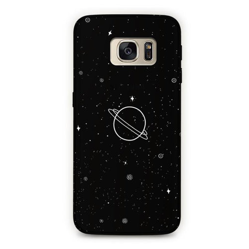 Funda para Samsung Galaxy S7 -  Cosmic Love 2