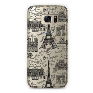 Funda para Samsung Galaxy S7 - France