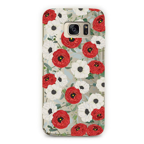 Funda para Samsung Galaxy S7 - Red Velvet