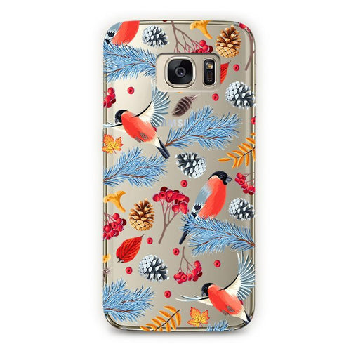 Funda para Samsung Galaxy S7 - Winter Birds