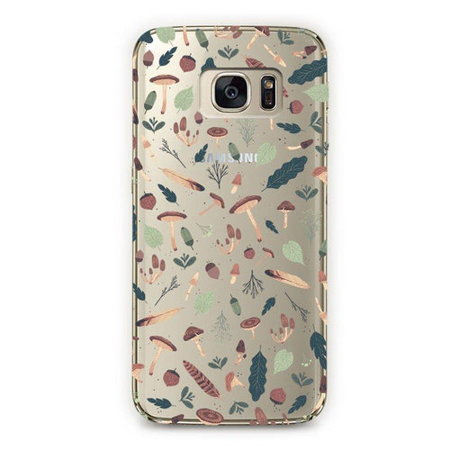 Funda para Samsung Galaxy S7 - Winter Forest