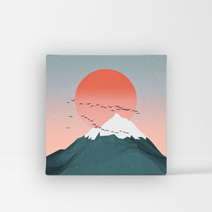 Unique Canvas - Fuji