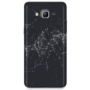 Funda para Samsung Galaxy Grand Prime - Gray Vector
