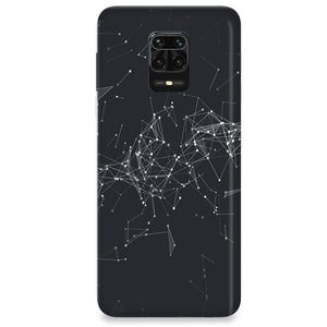 Funda para Xiaomi Redmi Note 9S - Gray Vector