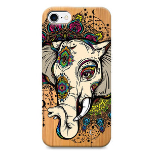 Funda Unique Cases para Celular - Holy Elephant