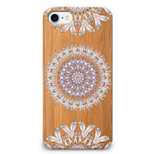 Funda Unique Cases para Celular - Boho Mandala - Unique Cases