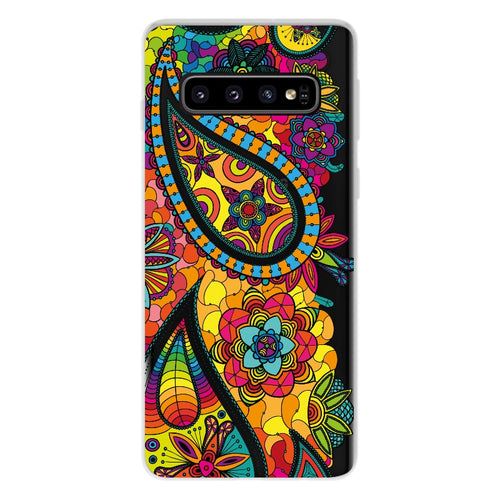 Funda para Samsung Galaxy Serie S - Hippie Color