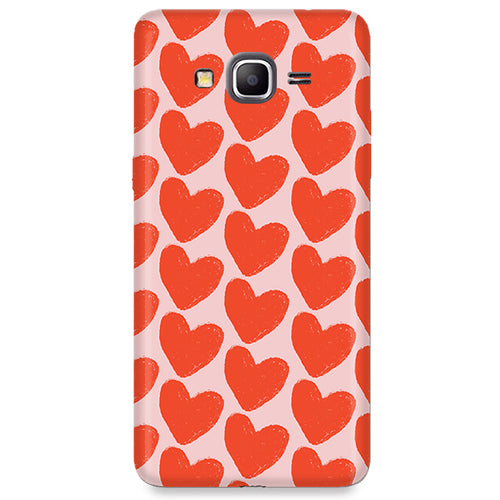 Funda para Samsung Galaxy Grand Prime - Love in Pink