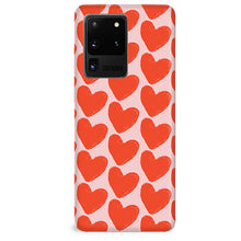 Funda para Samsung Galaxy Serie S - Love in Pink