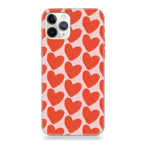 Funda para iPhone - Love in Pink