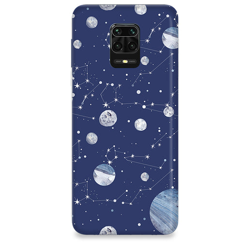 Funda para Xiaomi Redmi Note 9S - Magic Night