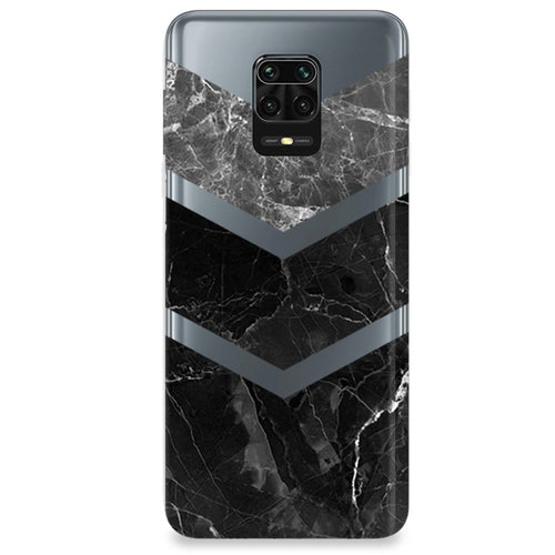 Funda para Xiaomi Redmi Note 9S - Marble Arrow