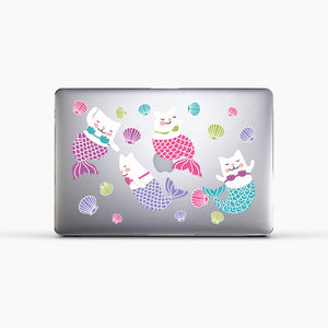 Case para Mac - Mermaid Cat