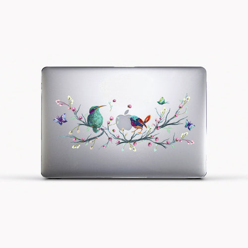 Case para MacBook - Satin Birds