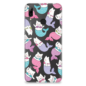 Funda para Huawei - Mermaid Cat