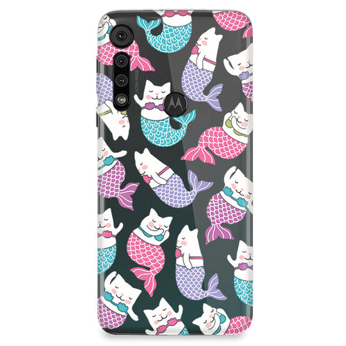 Funda para Motorola - Mermaid Cat