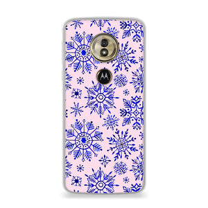 Funda para celular - Purple Snow