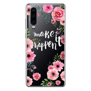 Funda para Huawei - Make it