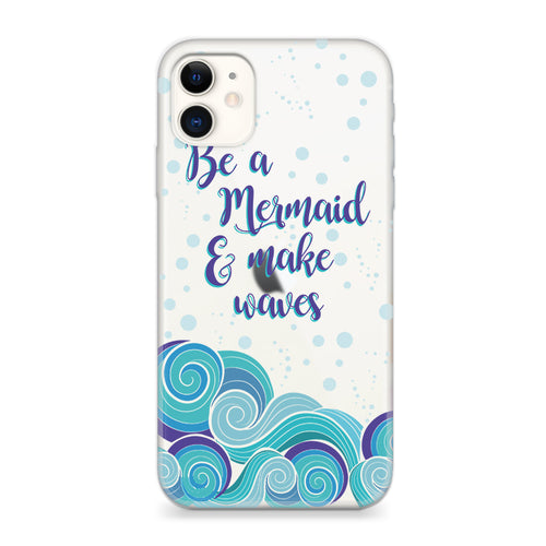 Funda Unique Cases para celular - Mermaid Waves - Unique Cases