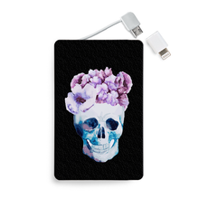 Batería Portátil - Love Skull - Unique Cases