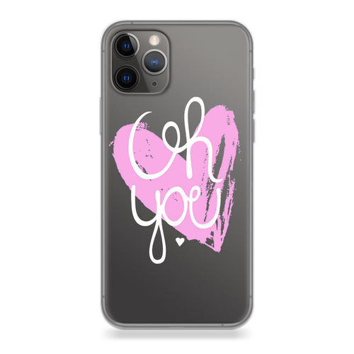Funda Unique Cases para celular - Oh You