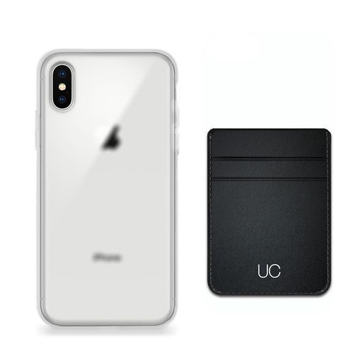 Pack funda y pocket para celular - UC