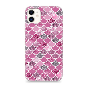 Funda Para Celular - Pink Mermaid - Unique Cases