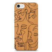 Funda Unique Cases para celular - Pretty Shapes