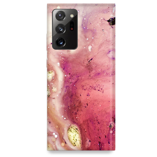 Funda para Samsung Galaxy Note - Quartz Pink