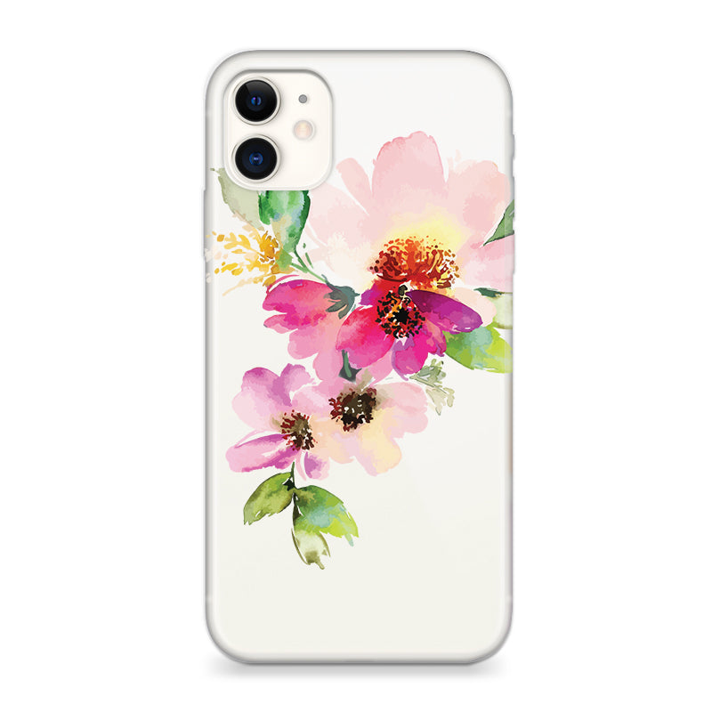 Funda Para Celular - Floral Romance - Unique Cases
