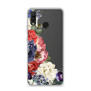 Funda para celular - Romantic Flowers - Unique Cases