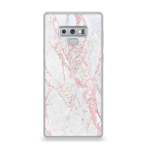 Funda para Samsung Galaxy Note - Rose Marble