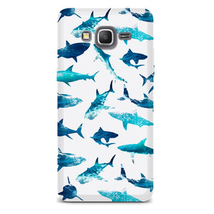 Funda para Samsung Galaxy Grand Prime - Sharks