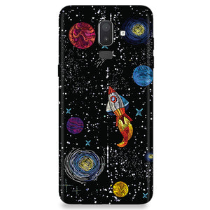 Samsung Galaxy Serie J - Space Travel