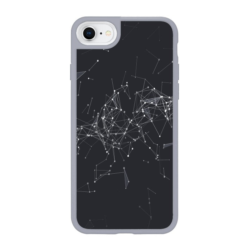 Funda Unique Cases para celular - Gray Vector - Unique Cases