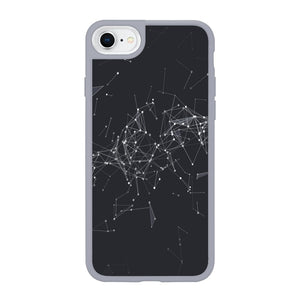 Funda Unique Cases para celular - Gray Vector