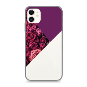 Funda Unique Cases para celular - Dark Rose