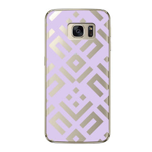 Funda para Samsung Galaxy Serie S - Be Purple