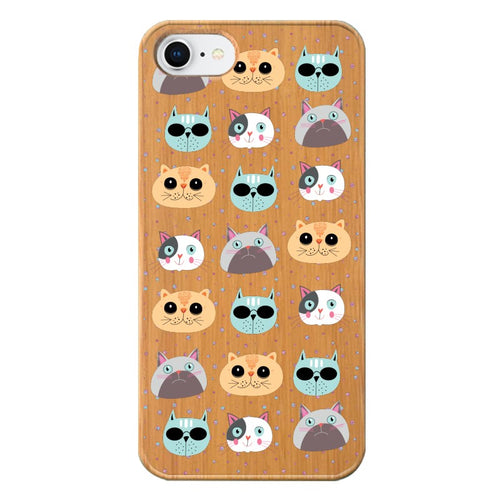Funda para celular - Cat Friends