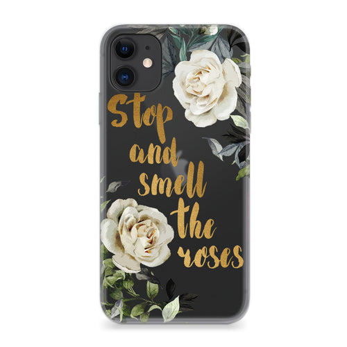 Funda Unique Cases para celular - Smell Roses