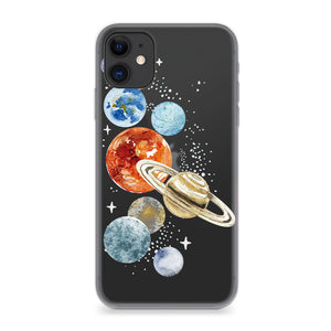Funda Unique Cases para celular - Solar System - Unique Cases