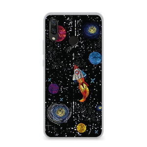 Funda para Huawei - Space Travel