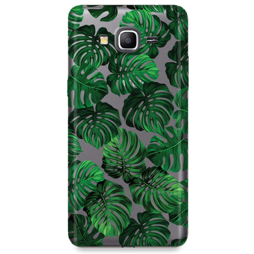 Funda para Samsung Galaxy Grand Prime - Tropical Palms