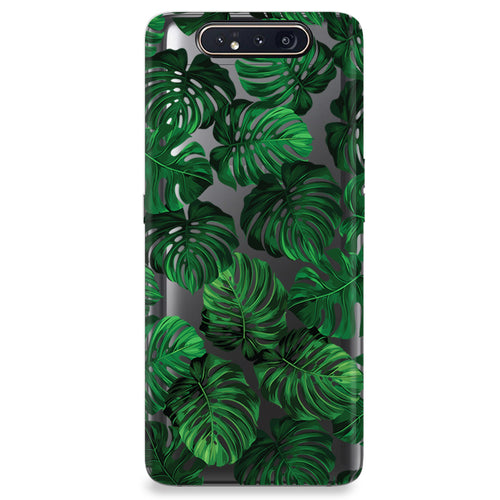 Funda para Samsung Galaxy Serie A - Tropical Palms