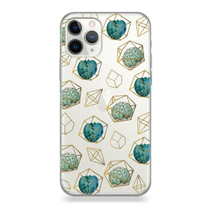 Funda Unique Cases para celular - Terrarium