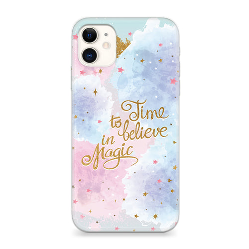 Funda Para Celular - Time To Believe - Unique Cases