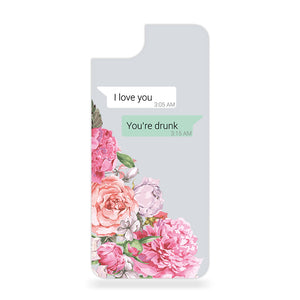 Funda Unique Cases para celular - Drunk Love